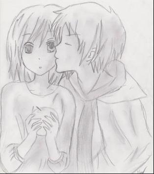 cool anime drawings screenshot 12