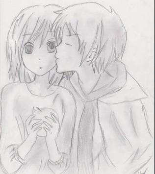 cool anime drawings screenshot 14
