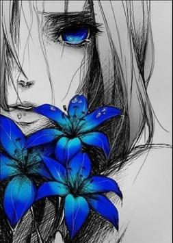 cool anime drawings screenshot 15