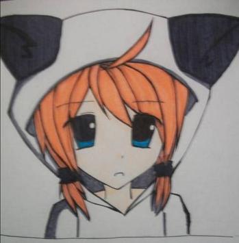 cool anime drawings screenshot 7