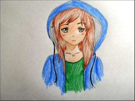 cool anime drawings screenshot 5