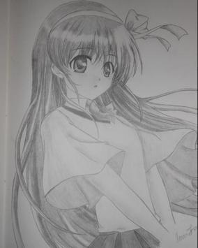 cool anime drawings screenshot 8