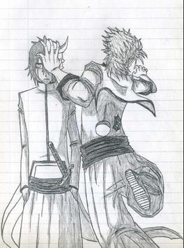 cool anime drawings screenshot 9