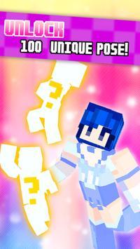 3D Sailor Girls Avatar Maker screenshot 2