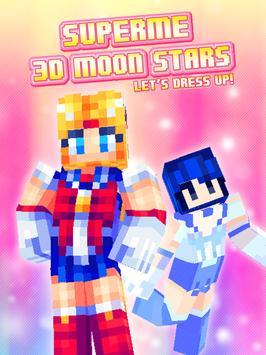 3D Sailor Girls Avatar Maker screenshot 6