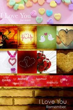 Love free ecards apk screenshot