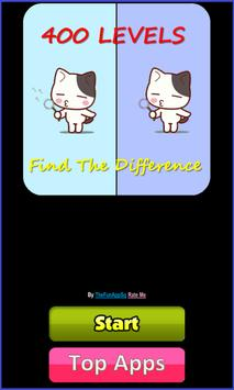 Find the Difference poster