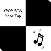 Piano Tap - KPOP BTS icon