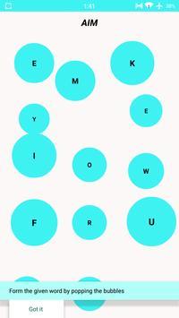 Bubble Mash poster