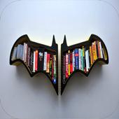 Cool Bookshelf Ideas icon
