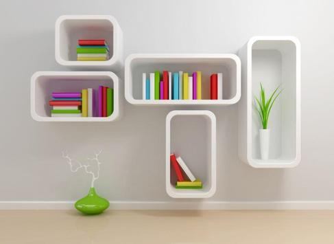 Cool Bookshelf Ideas poster