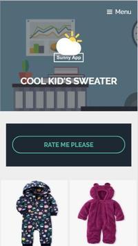 Cool Kids Sweater apk screenshot