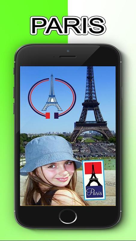 Snap Geofilter Template Maker Poster Apk Screenshot