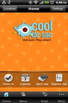 Cool de Sac screenshot 1