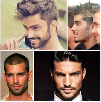 Coolest Beard For Men poster
