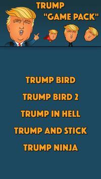"""Trump """"GAME PACK"""" poster"""