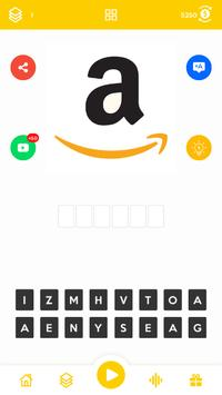 Guess Brand Logo Quiz poster