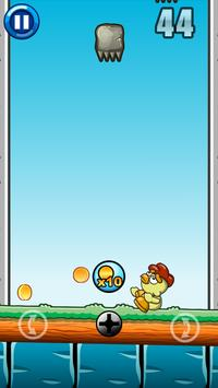 Sky Fall Chicken screenshot 4