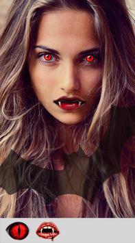 Vampire Camera Effect poster