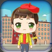 City Girl Dash icon