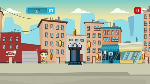City Girl Dash screenshot 1