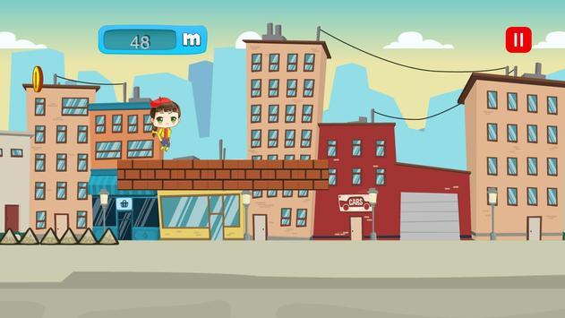 City Girl Dash screenshot 2