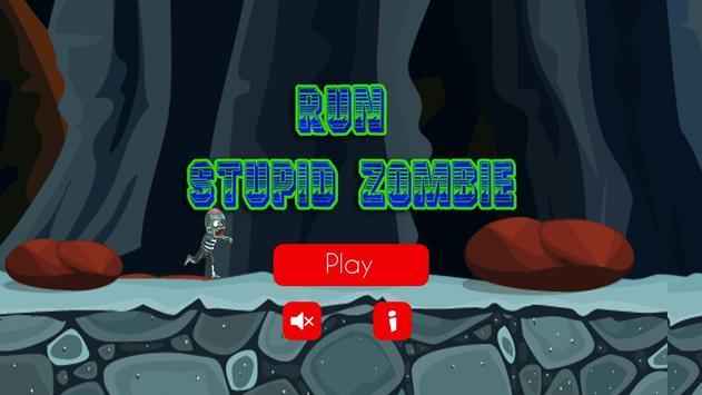 Run Stupid Zombie screenshot 3