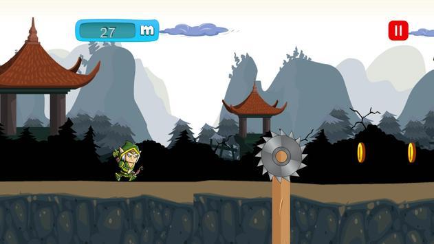 Warrior Elf Dash screenshot 1