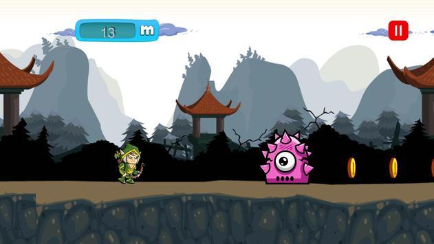 Warrior Elf Dash screenshot 2
