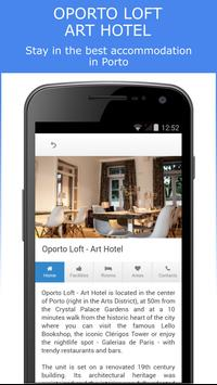 Oporto Loft Art Hotel apk screenshot