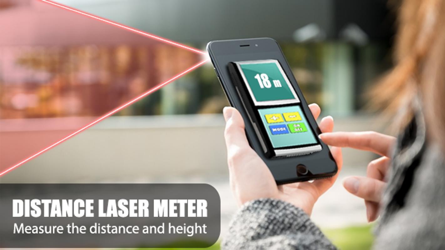 Entfernungsmesser Für Android : Entfernung laser meter simulator für android apk herunterladen