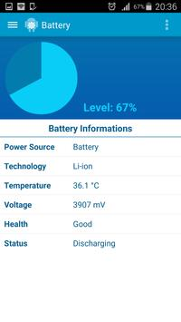 Fast Cooling CPU apk screenshot