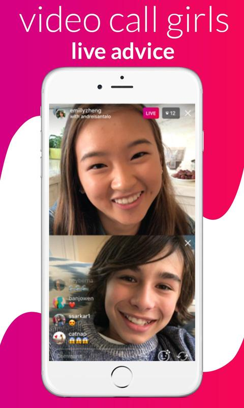 Video Call Live Girl Video Call Advice Para Android