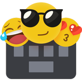 Emoji Keyboard-Cool Keyboard, Emoticon, GIFs icon