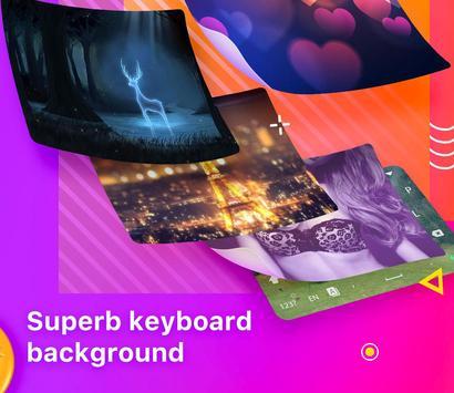 Emoji Keyboard-Cool Keyboard, Emoticon , GIFs screenshot 4