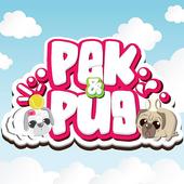 Pek & Pug - Program Puppies, Solve Puzzles icon