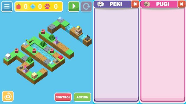 Pek & Pug - Program Puppies, Solve Puzzles screenshot 14