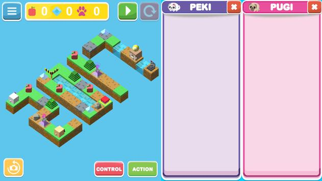 Pek & Pug - Program Puppies, Solve Puzzles screenshot 22