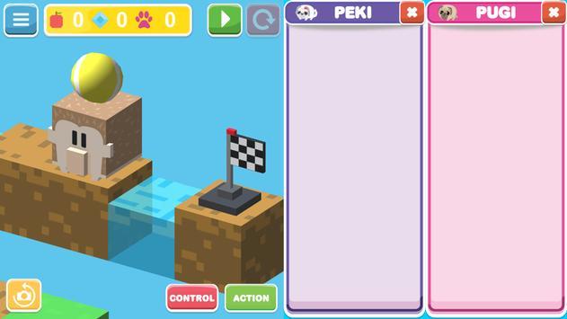 Pek & Pug - Program Puppies, Solve Puzzles screenshot 7
