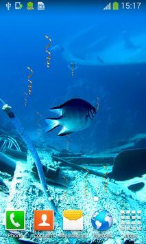 Underwater Live Wallpapers apk screenshot