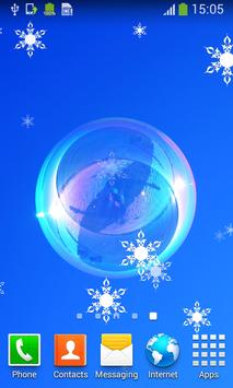 Bubble Live Wallpapers apk screenshot