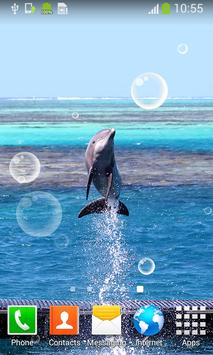 Dolphin Live Wallpapers screenshot 1