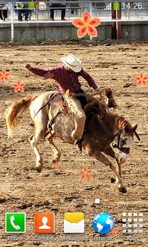Rodeo Live Wallpapers screenshot 2