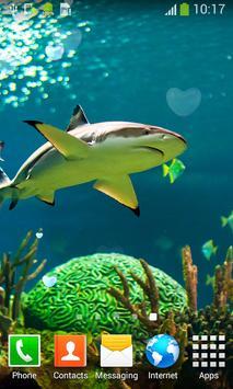 Shark Live Wallpapers apk screenshot