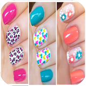 Cool Nail Manicure Art Designs icon