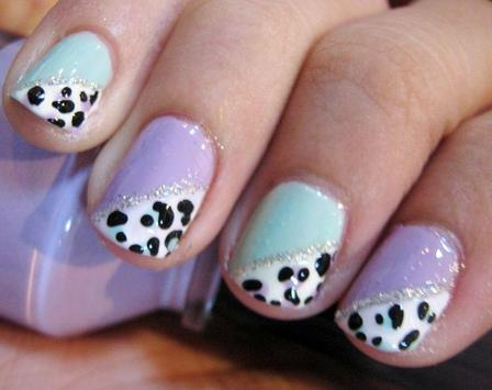 Cool Nail Manicure Art Designs screenshot 4