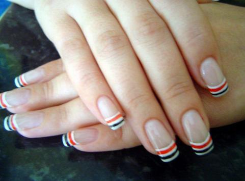 Cool Nail Manicure Art Designs screenshot 1
