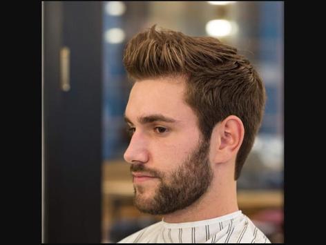 Cool Men Hairstyle 2018 screenshot 4