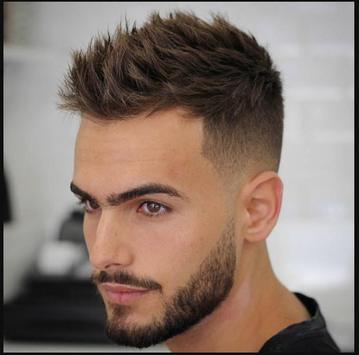 Cool Men Hairstyle 2018 screenshot 1