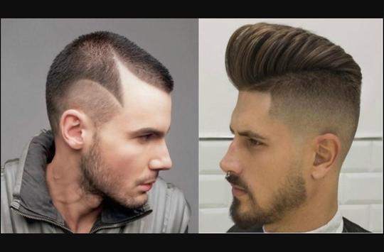 Cool Men Hairstyle 2018 screenshot 2